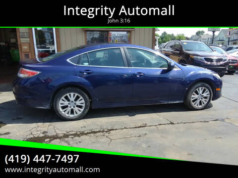 2010 Mazda MAZDA6 for sale at Integrity Automall in Tiffin OH