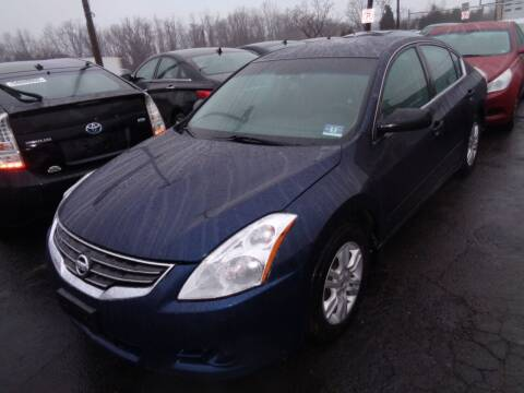 2012 Nissan Altima for sale at All State Auto Sales in Morrisville PA