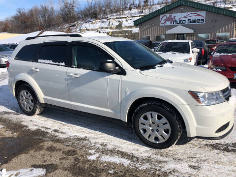 2017 Dodge Journey for sale at Gilly's Auto Sales in Rochester MN