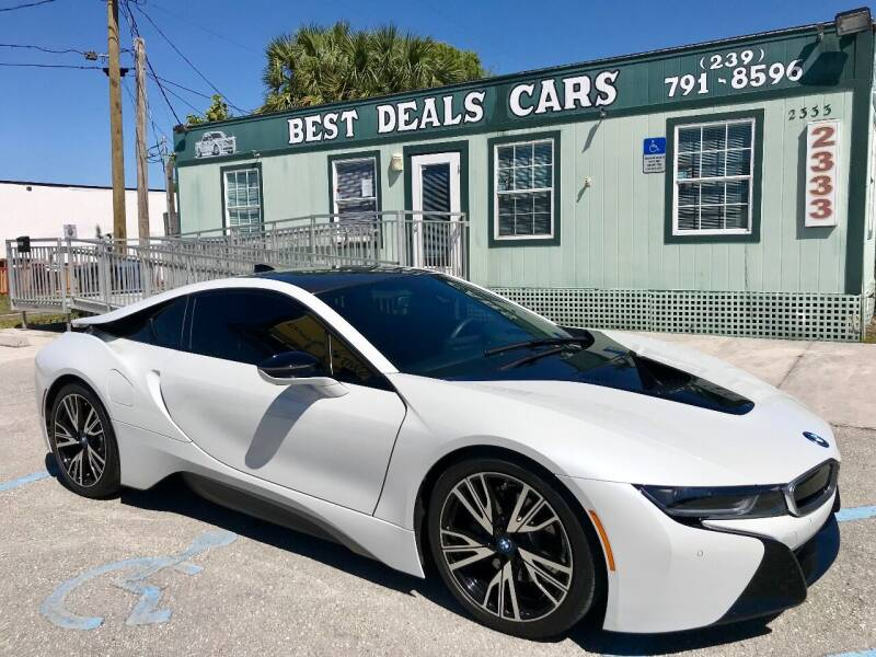 2015 BMW i8 for sale at Best Deals Cars Inc in Fort Myers FL