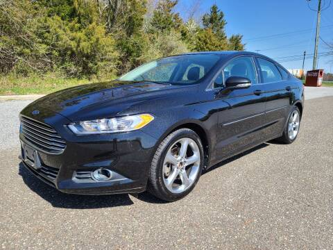 2013 Ford Fusion for sale at Premium Auto Outlet Inc in Sewell NJ