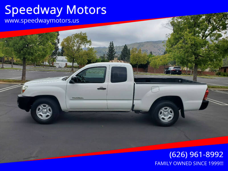 2008 Toyota Tacoma for sale at Speedway Motors in Glendora CA
