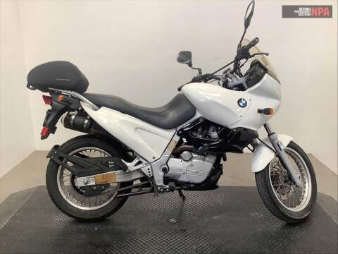 1997 BMW F650st for sale at Auto Bike Sales in Reno NV
