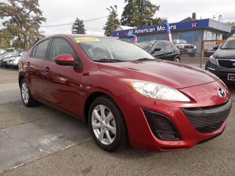 2010 Mazda MAZDA3 for sale at All American Motors in Tacoma WA