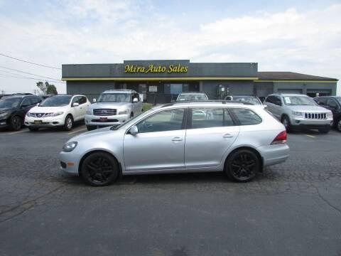 2013 Volkswagen Jetta for sale at MIRA AUTO SALES in Cincinnati OH