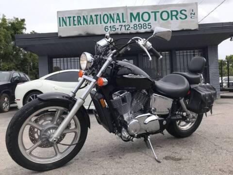 2002 Honda Shadow for sale at International Motors Inc. in Nashville TN
