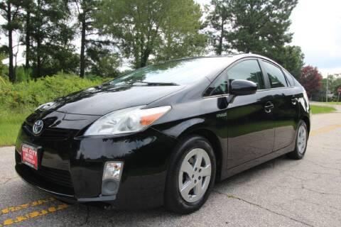 2010 Toyota Prius for sale at Oak City Motors in Garner NC