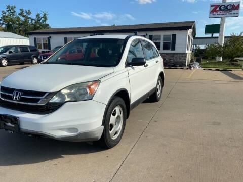 2011 Honda CR-V for sale at Zoom Auto Sales in Oklahoma City OK