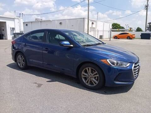 2017 Hyundai Elantra for sale at Auto Finance of Raleigh in Raleigh NC