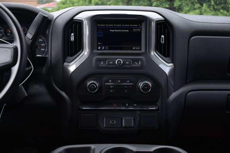 2019 Chevrolet Silverado 1500 4x2 Work Truck 4dr Crew Cab 5.8 ft. SB - Miami FL