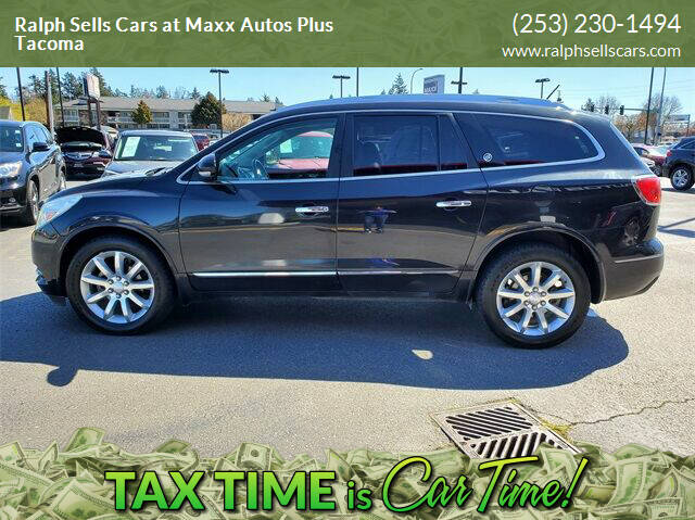 2013 Buick Enclave for sale at Ralph Sells Cars at Maxx Autos Plus Tacoma in Tacoma WA