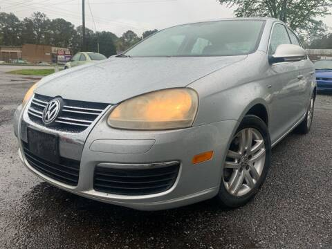 2007 Volkswagen Jetta for sale at ATLANTA AUTO WAY in Duluth GA