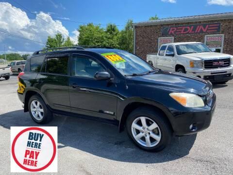 2008 Toyota RAV4 for sale at Redline Motorplex,LLC in Gallatin TN