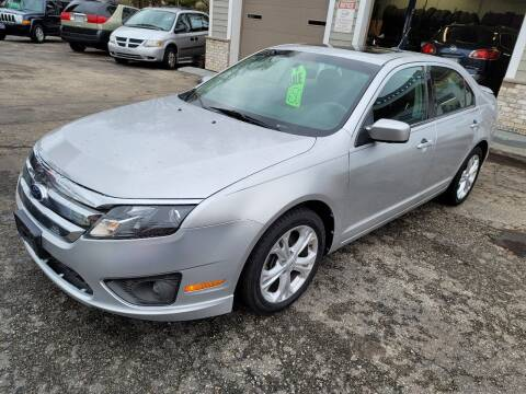2012 Ford Fusion for sale at 1st Quality Auto in Milwaukee WI