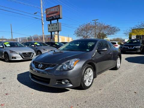 2012 Nissan Altima for sale at Autohaus of Greensboro in Greensboro NC