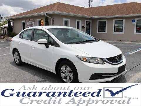 2014 Honda Civic for sale at Universal Auto Sales in Plant City FL
