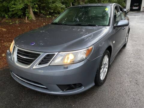 2008 Saab 9-3 for sale at Stellar Motor Group in Hudson NH