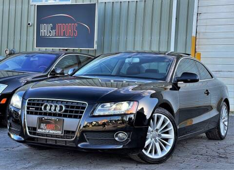 2010 Audi A5 for sale at Haus of Imports in Lemont IL