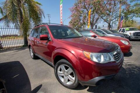 2010 Subaru Forester for sale at GQC AUTO SALES in San Bernardino CA