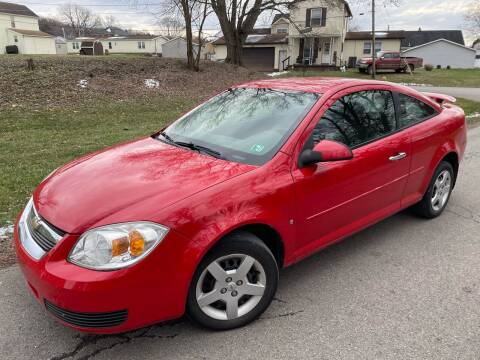 2007 Chevrolet Cobalt for sale at Trocci's Auto Sales in West Pittsburg PA