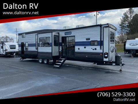 2021 Forest River Cherokee Destination 39SR for sale at Dalton RV in Dalton GA