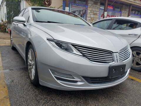 2013 Lincoln MKZ for sale at USA Auto Brokers in Houston TX
