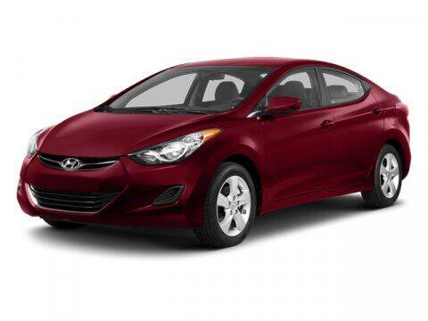 2013 Hyundai Elantra for sale at Auto Finance of Raleigh in Raleigh NC