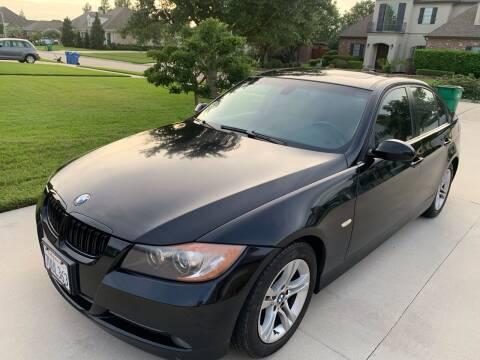 2008 BMW 3 Series for sale at Louisiana Truck Source, LLC in Houma LA