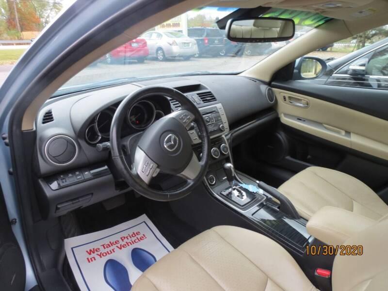 2009 Mazda MAZDA6 i Grand Touring 4dr Sedan 5A - Reynoldsburg OH
