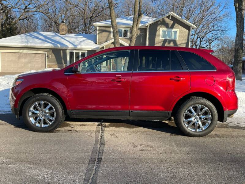 2013 Ford Edge for sale at You Win Auto in Metro MN