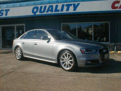 2015 Audi A4 for sale at Dick Vlist Motors, Inc. in Port Orchard WA