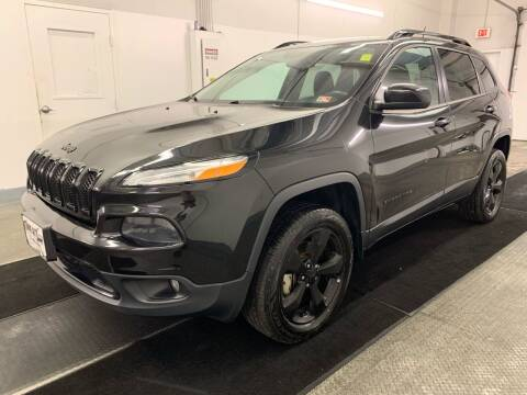 2015 Jeep Cherokee for sale at TOWNE AUTO BROKERS in Virginia Beach VA