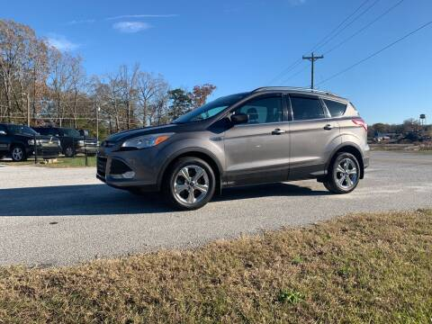 2014 Ford Escape for sale at Madden Motors LLC in Iva SC
