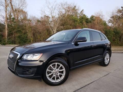 2012 Audi Q5 for sale at Houston Auto Preowned in Houston TX