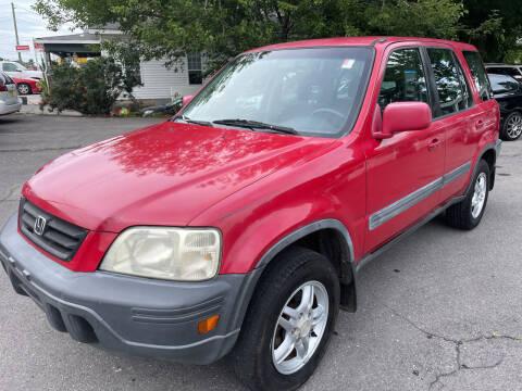 2000 Honda CR-V for sale at Diana Rico LLC in Dalton GA