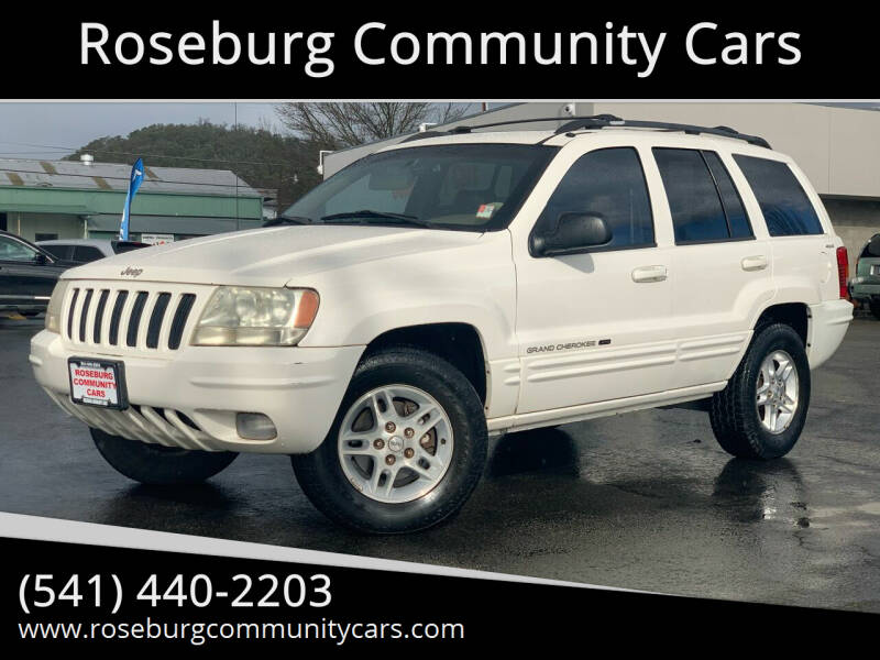 2000 Jeep Grand Cherokee 4dr Limited 4WD SUV - Roseburg OR