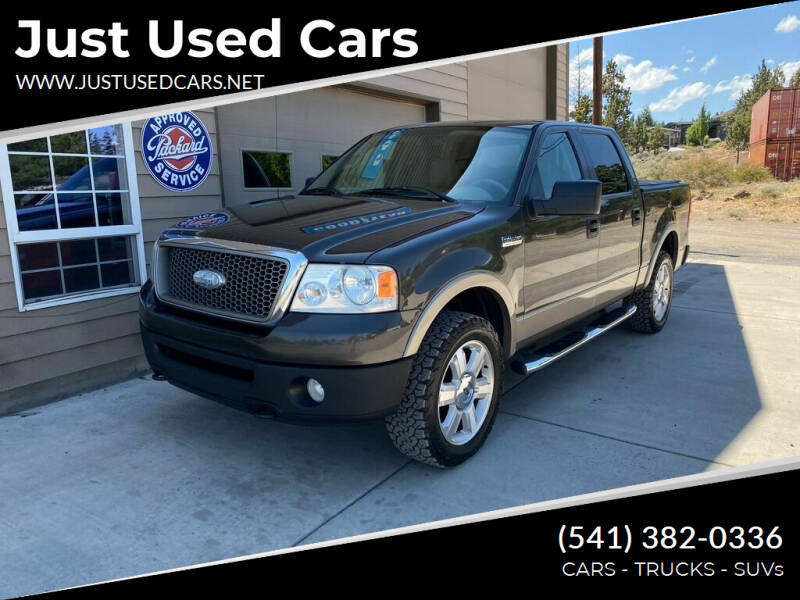 2006 Ford F-150 for sale at Just Used Cars in Bend OR