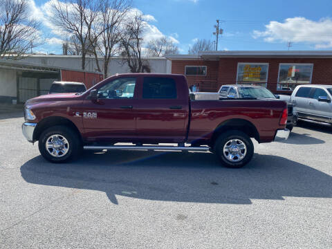 2017 RAM Ram Pickup 2500 for sale at Lewis Used Cars in Elizabethton TN