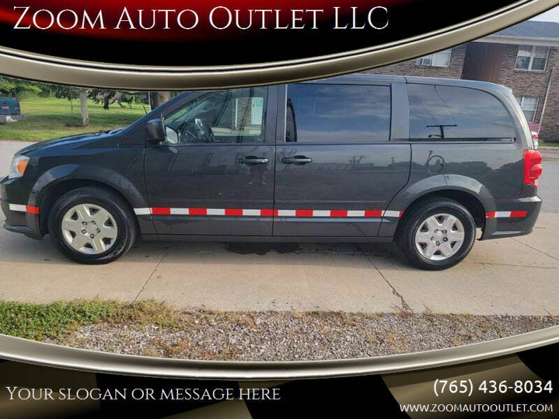 2012 Dodge Grand Caravan for sale at Zoom Auto Outlet LLC in Thorntown IN
