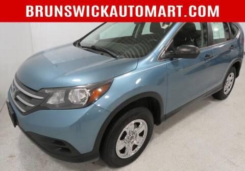 2014 Honda CR-V for sale at Brunswick Auto Mart in Brunswick OH