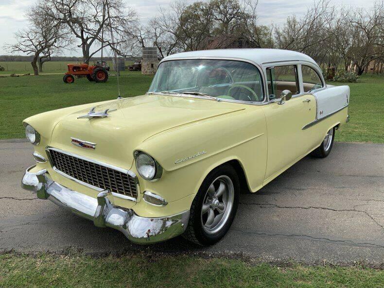1955 Chevrolet 150 for sale in Fredericksburg, TX
