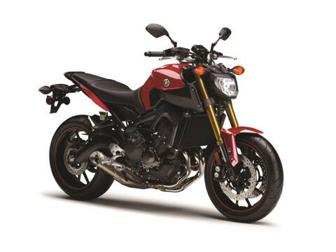 2014 Yamaha FZ-09 for sale at Road Track and Trail in Big Bend WI