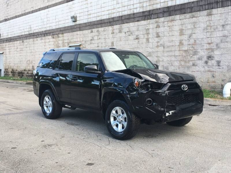 2019 Toyota 4Runner for sale at My Car Inc in Pls. Call 305-220-0000 FL