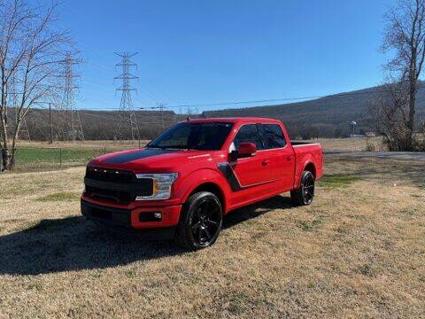2020 Ford F-150 for sale at Tennessee Valley Wholesale Autos LLC in Huntsville AL