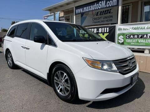 2011 Honda Odyssey for sale at Max Auto Sales in Santa Maria CA
