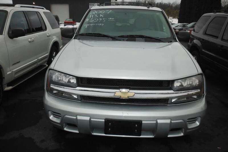 2007 Chevrolet TrailBlazer for sale at Vicki Brouwer Autos Inc. in North Rose NY