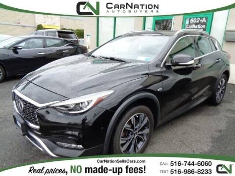 2017 Infiniti QX30 for sale at CarNation AUTOBUYERS Inc. in Rockville Centre NY