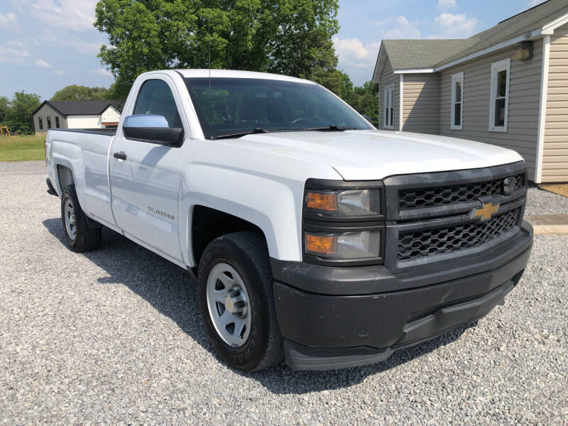 2015 Chevrolet Silverado 1500 for sale at Curtis Wright Motors in Maryville TN