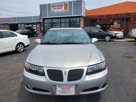 2005 Pontiac Bonneville for sale at North Chicago Car Sales Inc in Waukegan IL