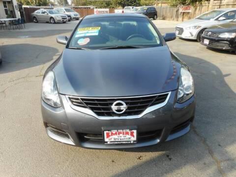 2010 Nissan Altima for sale at Empire Auto Sales in Modesto CA